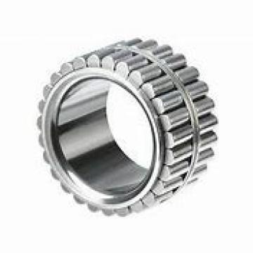 95.25 mm x 158.75 mm x 94.945 mm  skf GEZH 312 ES Radial spherical plain bearings
