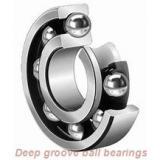 6 mm x 22 mm x 7 mm  skf W 636 Deep groove ball bearings